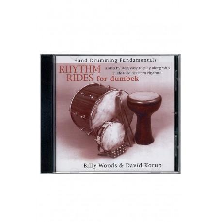 Rhythm Rides Instruction CD